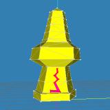 Gallifreyian Temporal Beacon- Preview Image
