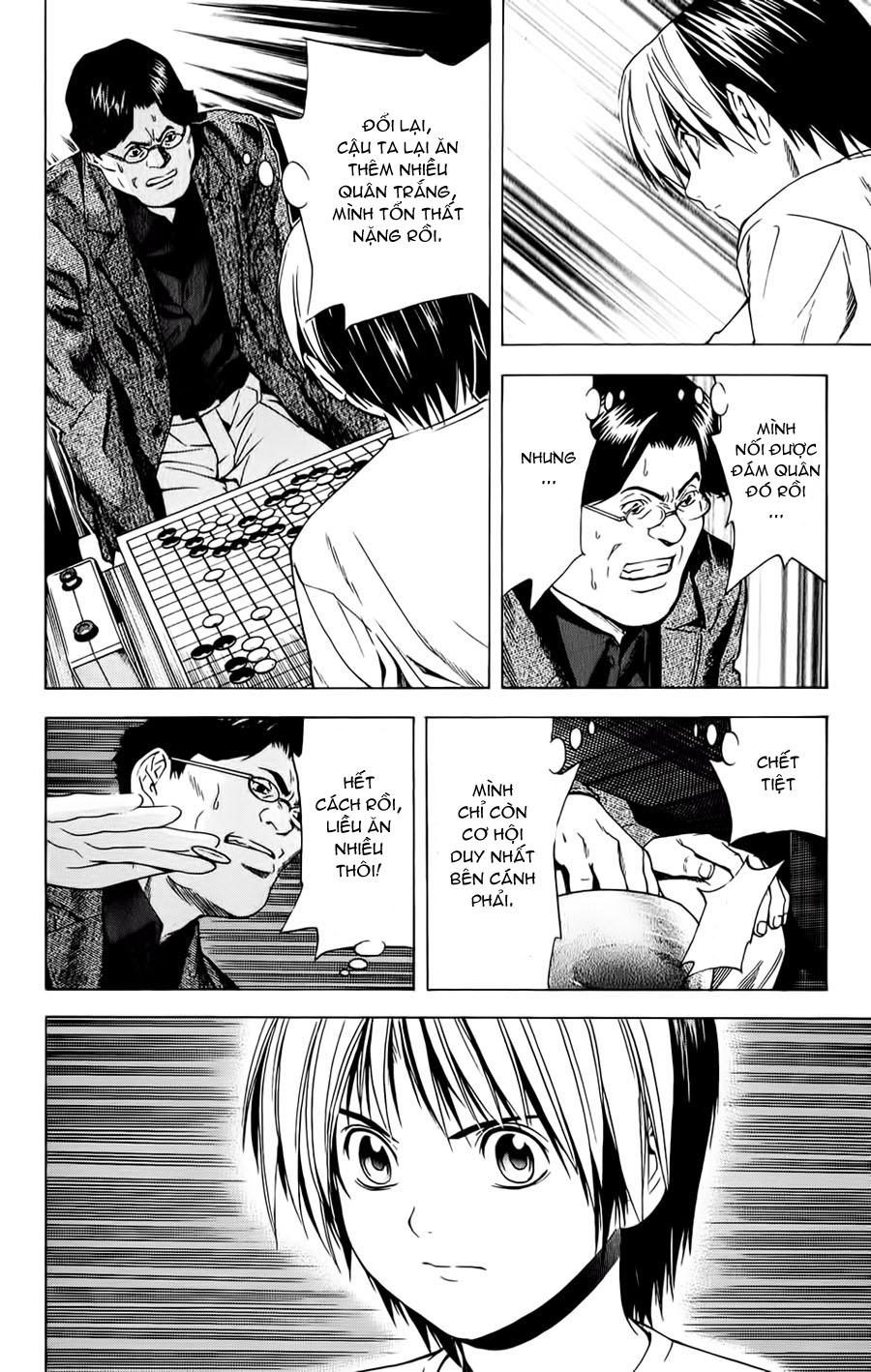Hikaru No Go hikaru no go chap 122 trang 7