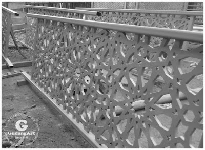 Kerajinan Aluminium Yogyakarta