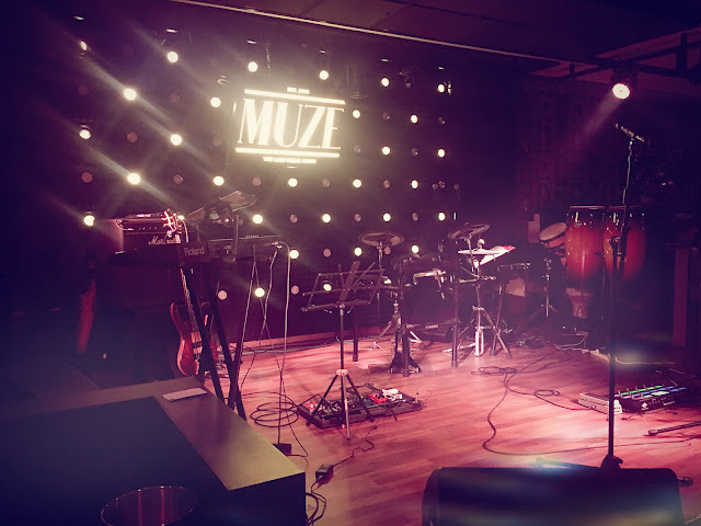 Muze newest hotspot in Dubai – Wednesday Jazz & Soul Night with Rouba