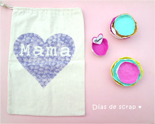 scrap Diy Perro de papel tutorial