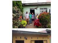 PATEN! Jelang HUT Kota Medan, Pemko Rehab Rumah Warga