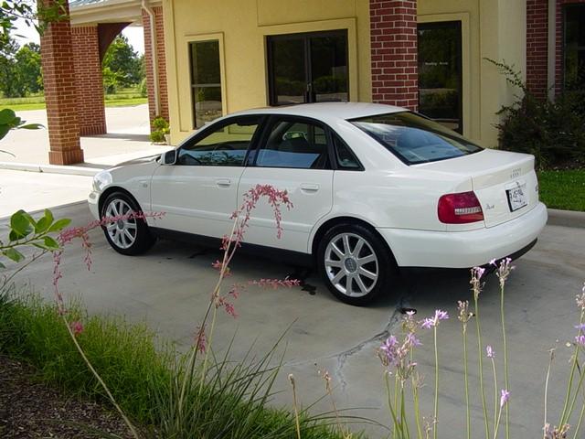 Things I Think I Think 2001 Audi A4 18t Quattro