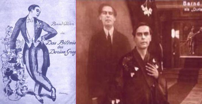 El retrato de Dorian Gray, película