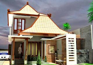 Rumah Joglo Modern 1