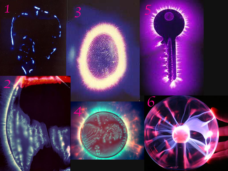 85 Kirlian Photography Crystals Kirlian Fingerprints