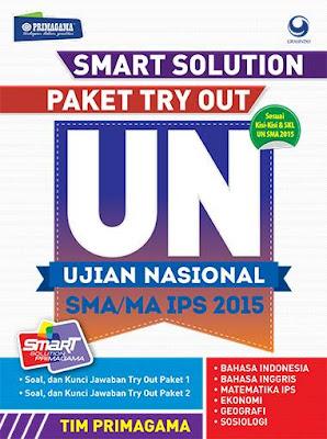 Paket Try Out Ujian Nasional SMA-MA IPS 2015