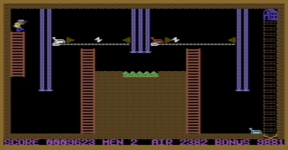 C64 Collision Detection