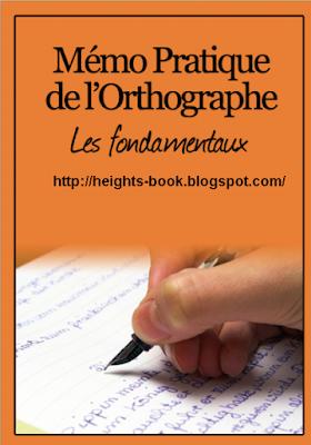 Télécharger Livre Gratuit Aide mémoire pour l' orthographe Les Fondamentaux pdf