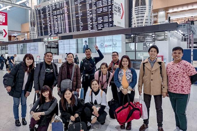 japan airlines narita