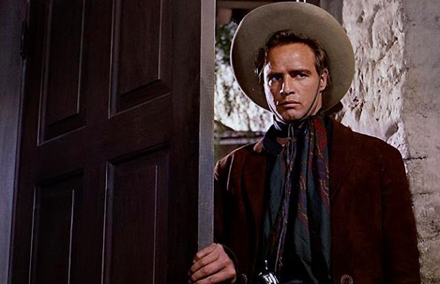 One-Eyed Jacks, Marlon Brando