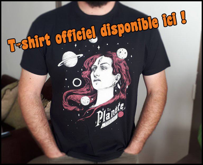 Tee shirt officiel
