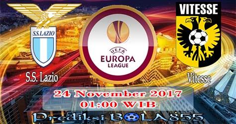 Prediksi Bola855 Lazio vs Vitesse Arnhem 24 November 2017