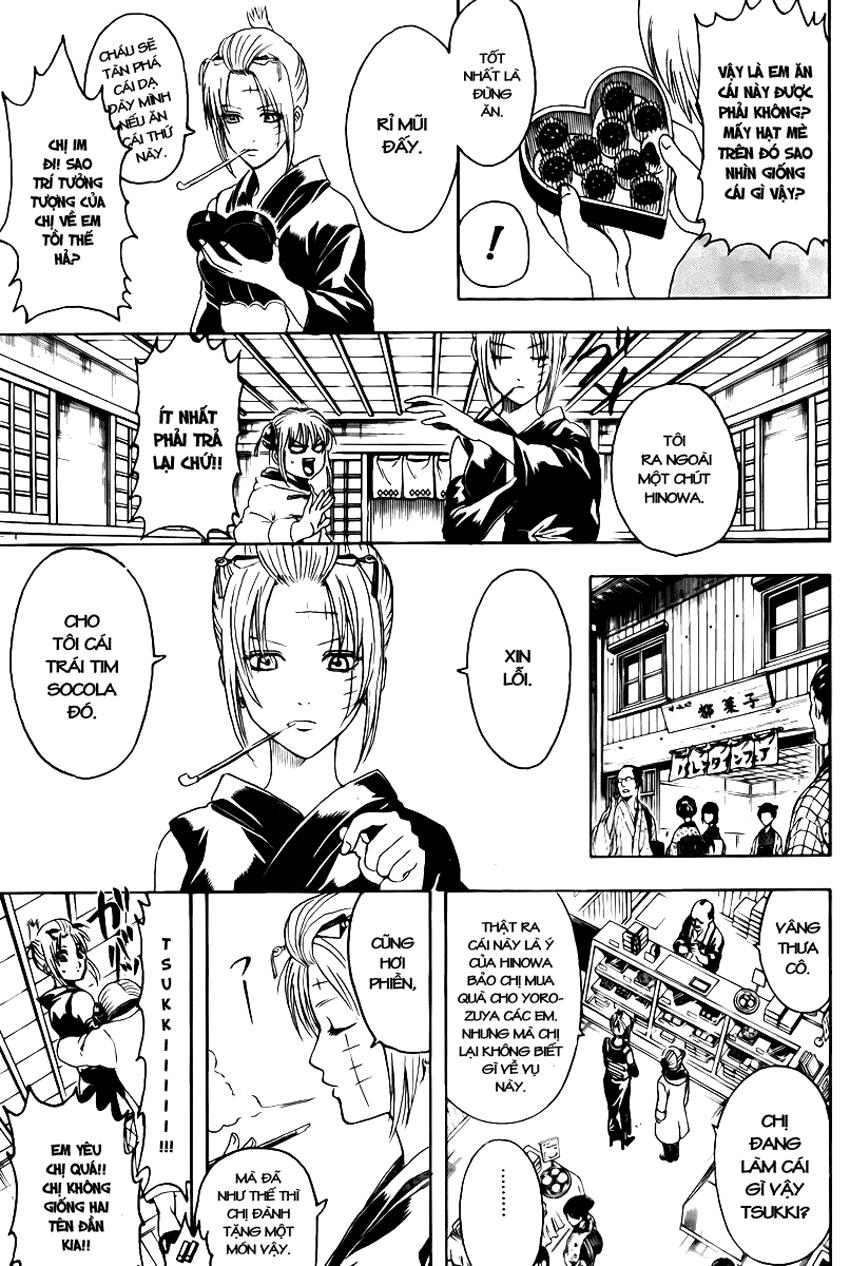 Gintama Chap 295 page 10 - Truyentranhaz.net