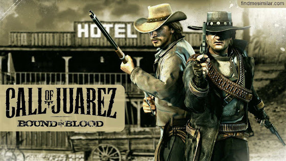 Call of juarez bound in blood a game like red dead redemption