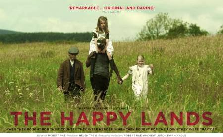 Inverurie Film Club hosts free showing of The Happy Lands on Friday 24 Jan at 7pm