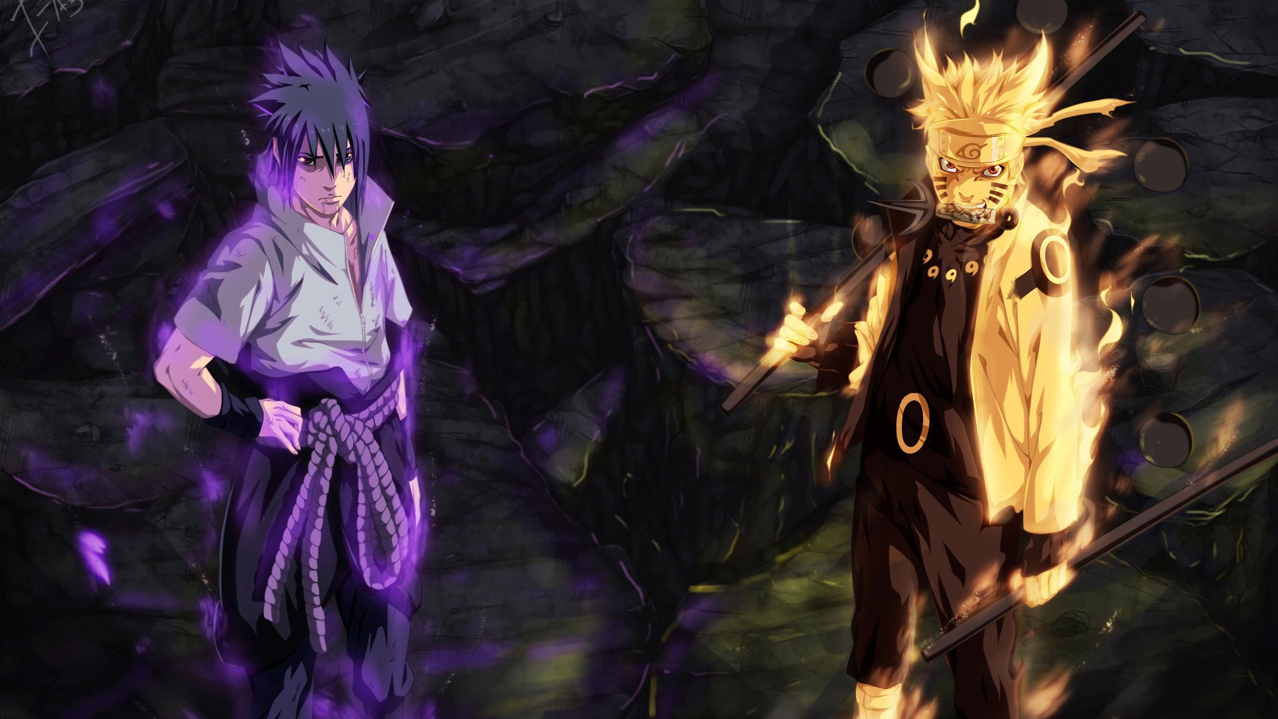 Sasuke Naruto 4k Wallpaper 54