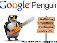 Aturan Google Pinguin untuk Blog SPAM