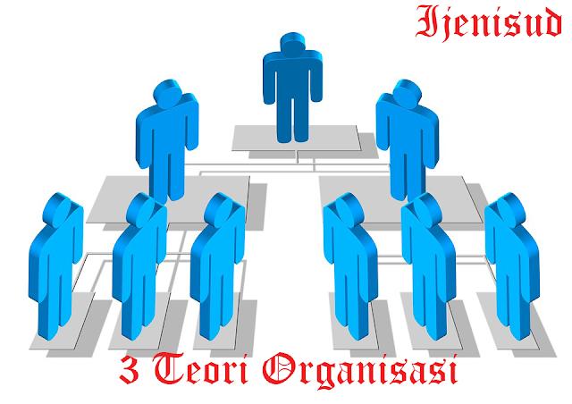 3 Teori Organisasi Menurut Hicks dan Gullet