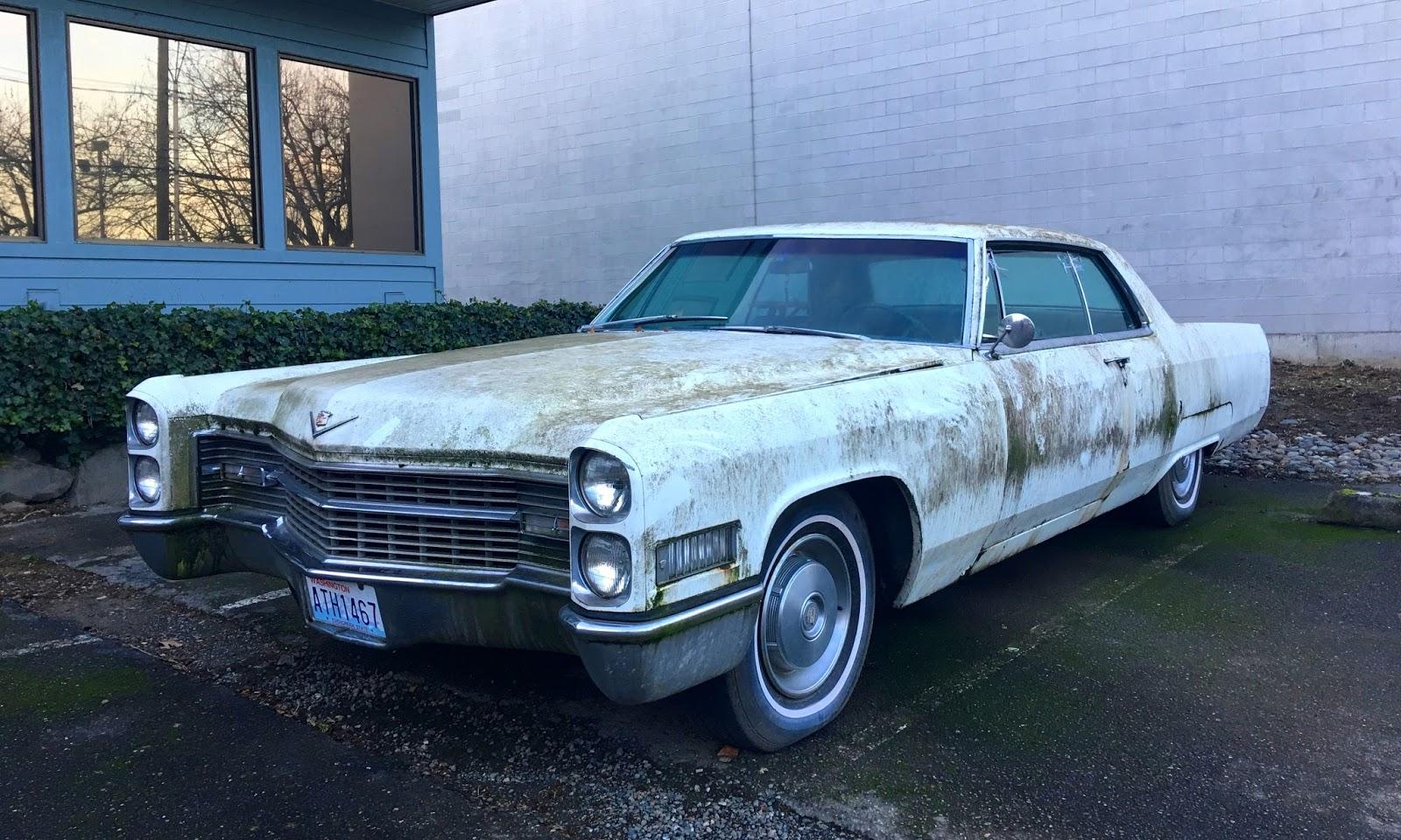 Seattle S Classics 1966 Cadillac Calais