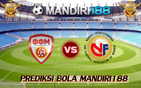 AGEN BOLA - Prediksi FYR Macedonia vs Norway 12 November 2017