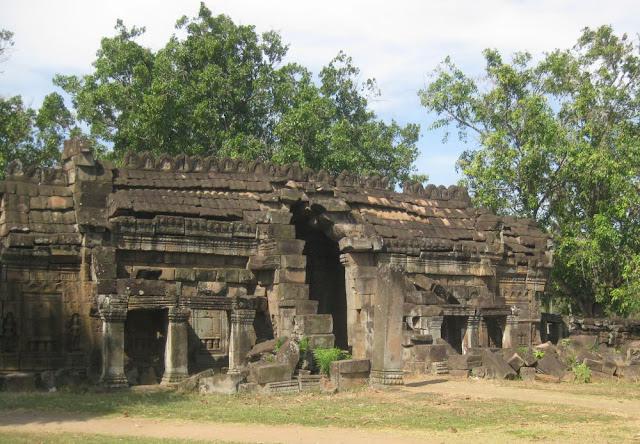 Sightseein in Kambodscha