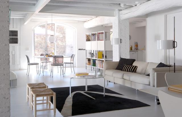 casa rustica con vocación de loft