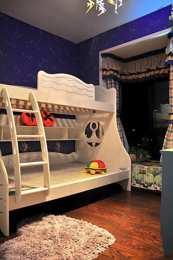 desain kamar tidur stitch