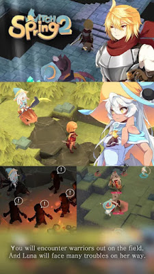 Download WitchSpring 2 Mod Apk (Unlimited Money + OBB) Latest Version