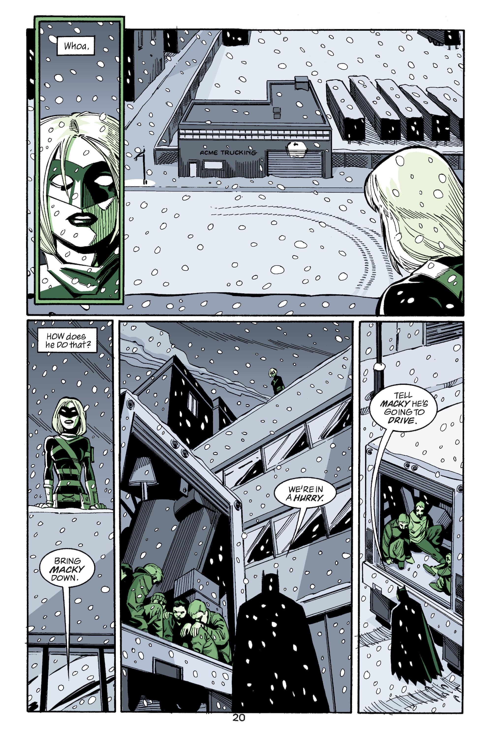 Detective Comics (1937) 765 Page 19