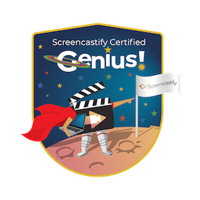 Screencastify certified