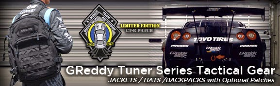http://www.shopgreddy.com/apperal/tuner-series-tactical-gear.html