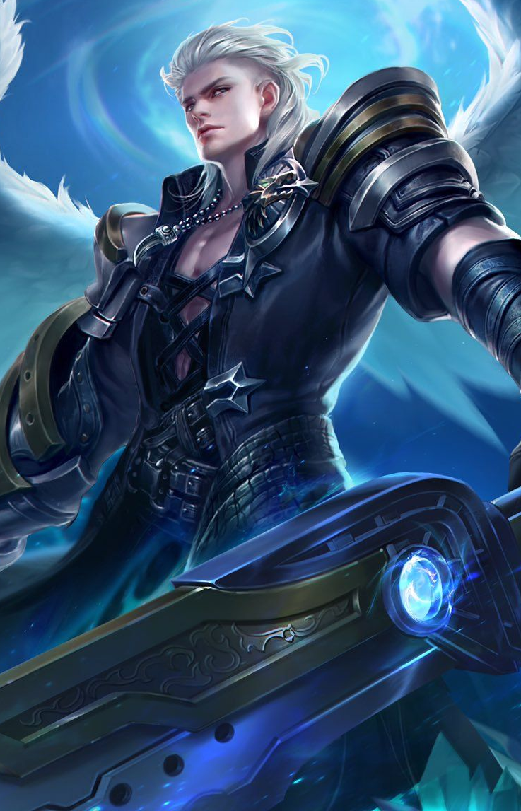 Alucard Child Of The Fall Wallpaper Hd Kumpulan Gambar Mobile Legend Alucard Kumpulan Gambar Dp