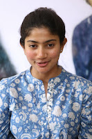 Sai Pallavi looks super cute in plain dress at her interview in Telugu about movie Fidaa ~ Exclusive Celebrities Galleries 055.JPG