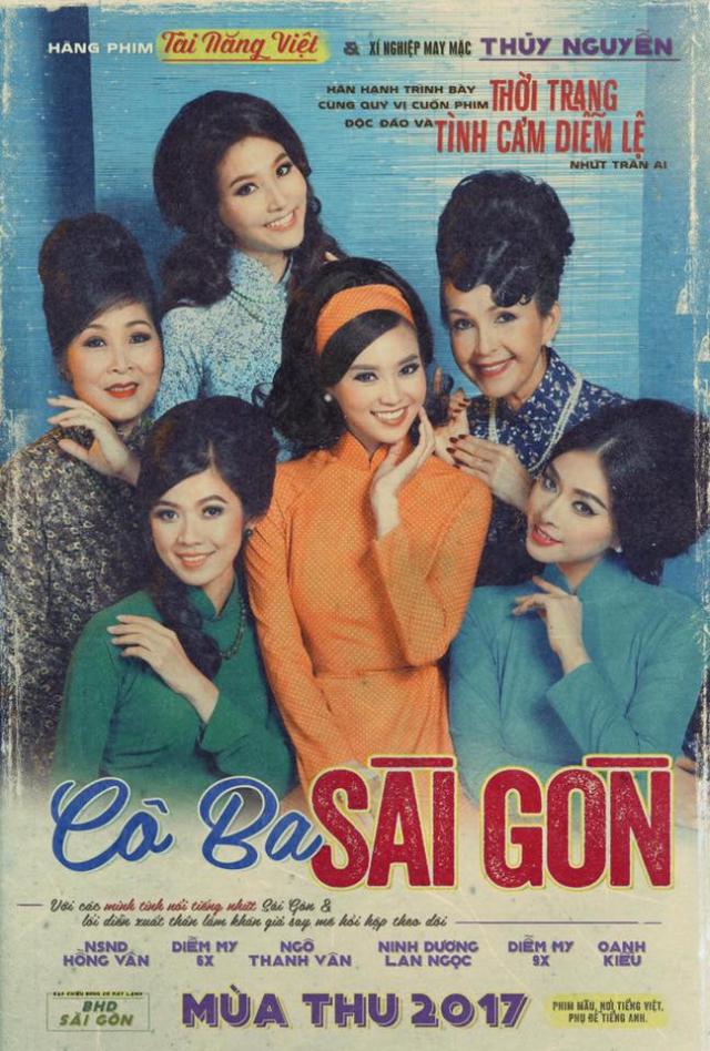Xem Phim Cô Ba Sài Gòn 2017