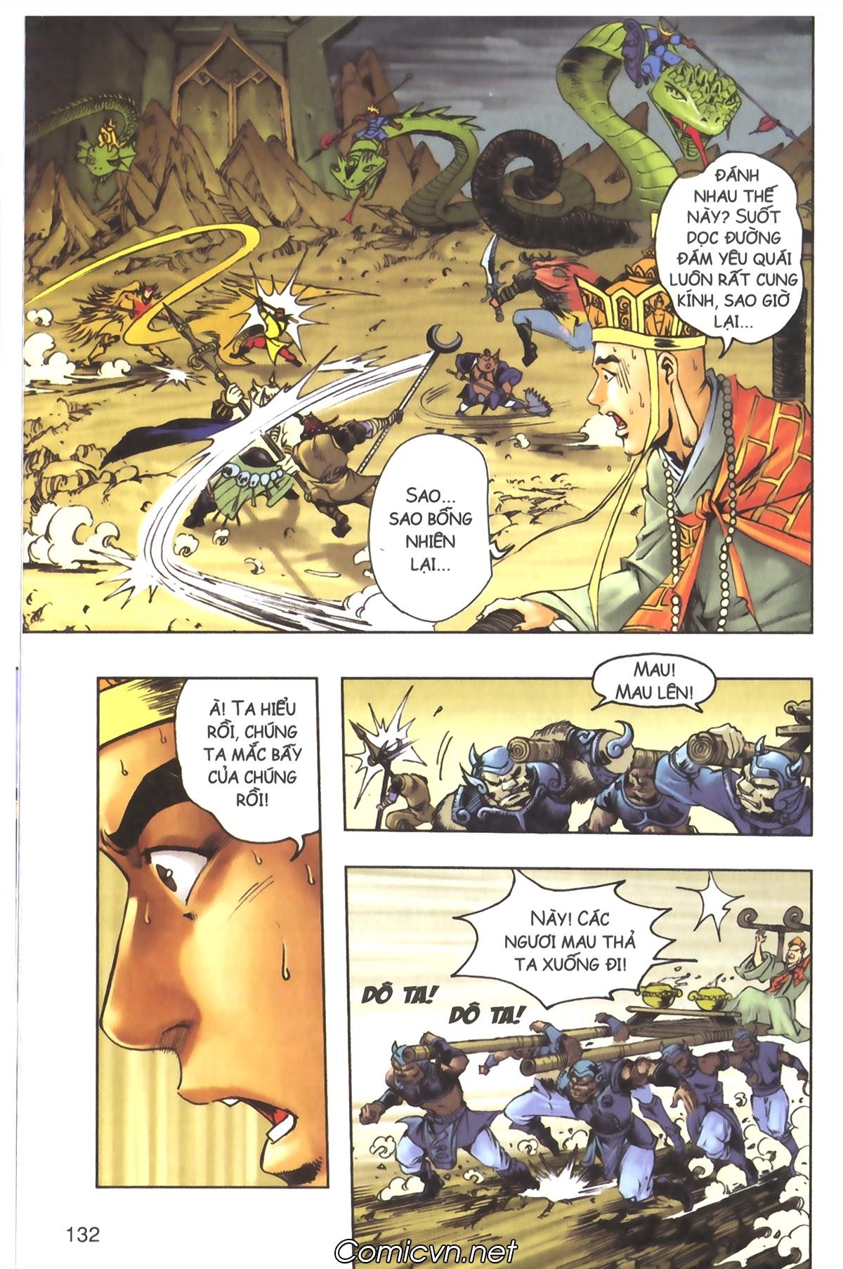 Tây Du Ký màu - Chapter 122 - Pic 19