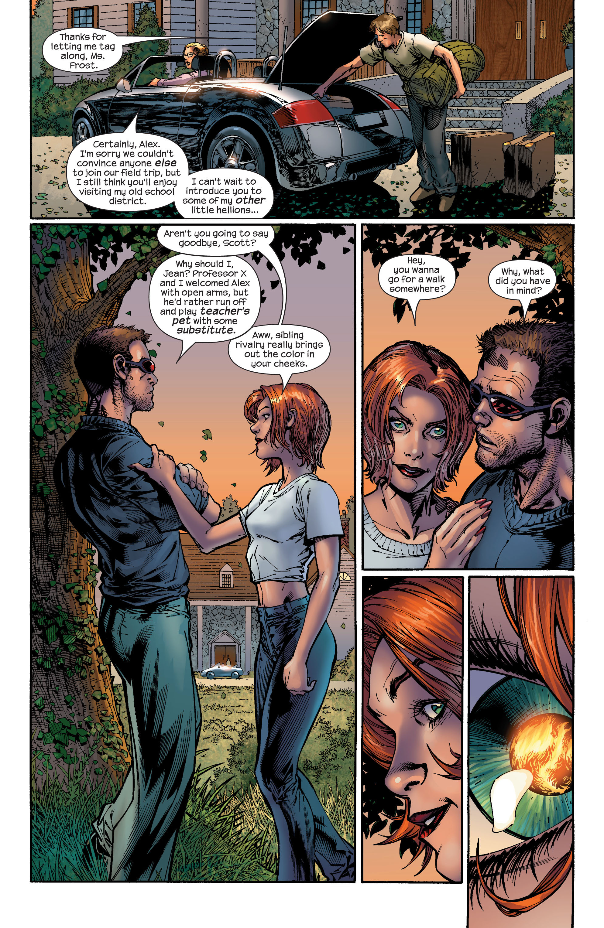 Read online Ultimate X-Men comic -  Issue #46 - 13