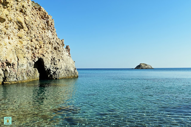 Tsigrado, isla de Milos (Grecia)