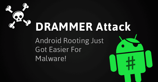 Android Drammer Attack