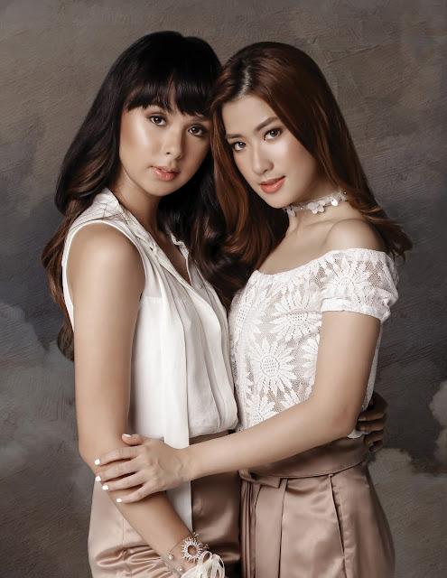 Kaila Estrada Elisse Joson Janeena Chan & Karen Reyes MEGAstyle June 2016