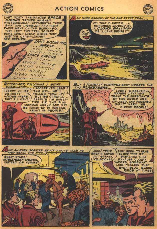 Action Comics (1938) 200 Page 16