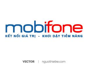 Logo Mobifone chuẩn mới nhất của mobifone Vector Ai