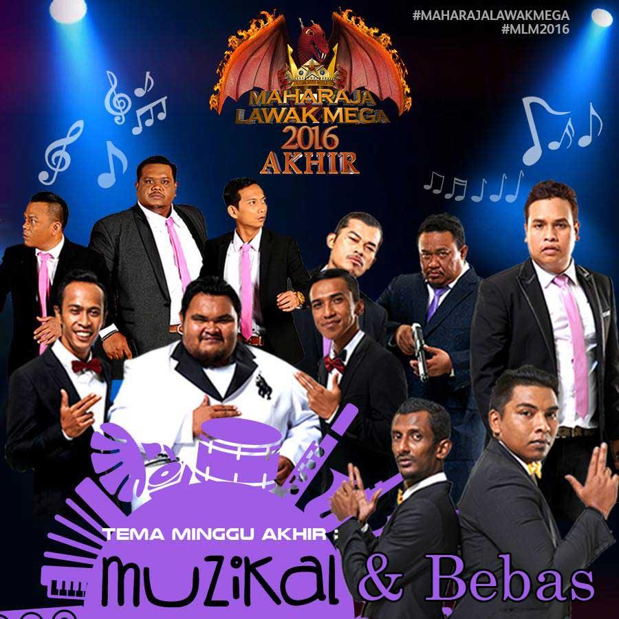Tonton Maharaja Lawak Mega 2016 Akhir
