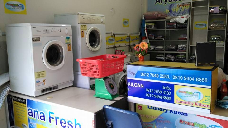 aryana Laundry Kiloan, Batam Laundry, Laundry Kiloan Batam