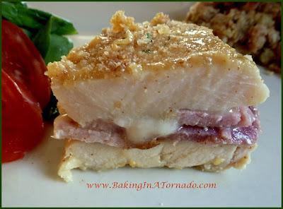 Cordon Bleu Casserole | www.BakingInATornado.com | #recipe #dinner