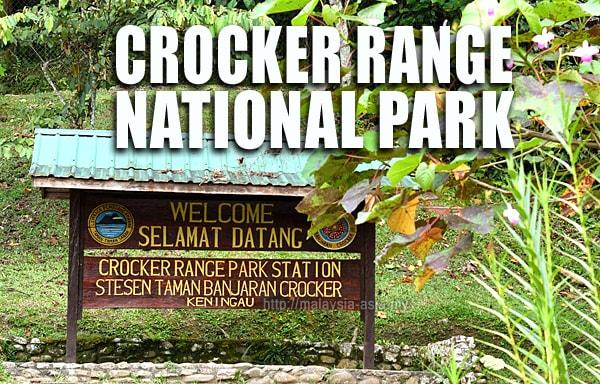 Taman Negara Crocker Range