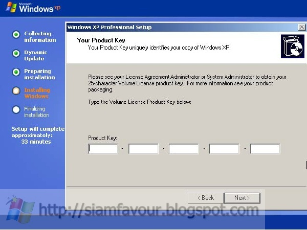 Siamfavour Free Download: ดาวน์โหลด Windows XP ...