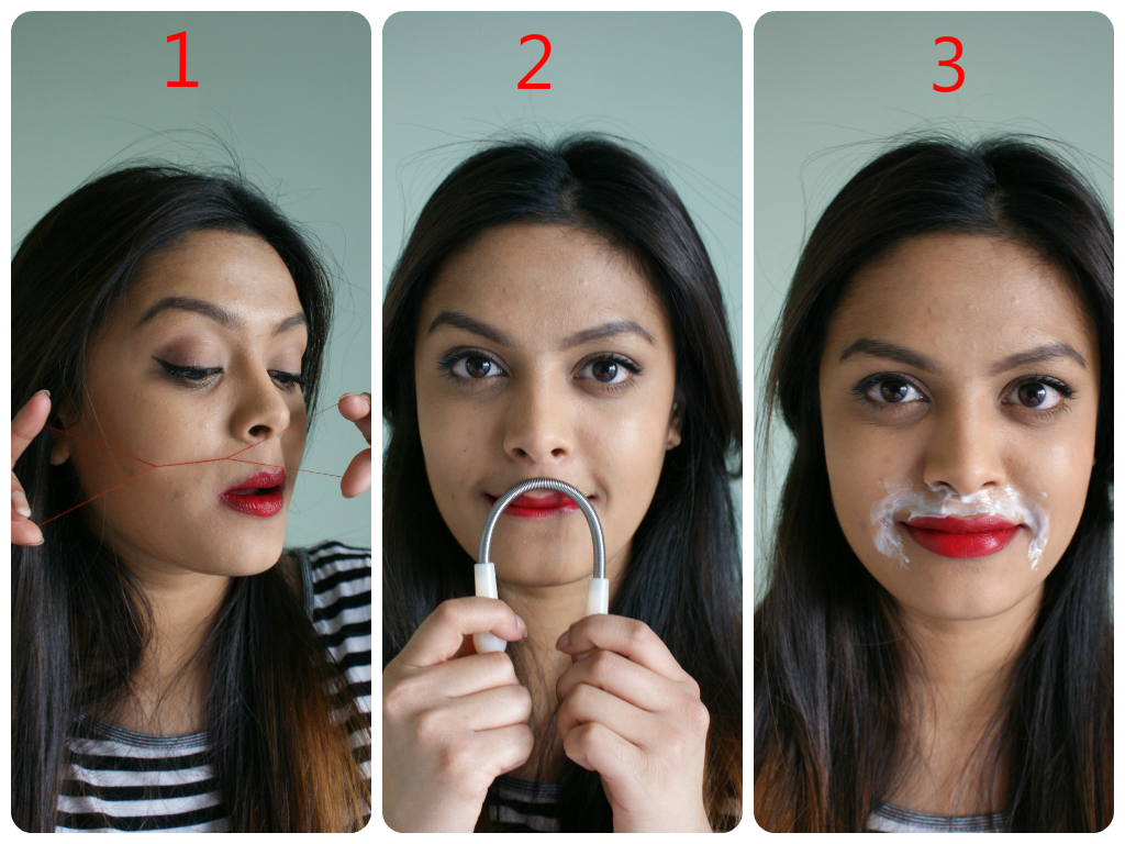 HOW TO: 'Tache Removal / The Desi Dossier
