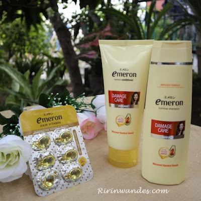 Emeron Complete Hair Damage Care