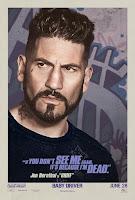 Baby Driver Poster Jon Bernthal